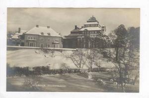 RP: Snowy University / Vetenskapsakademien,Stockholm, Sweden 1900-10s