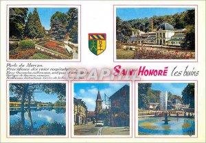 Postcard Moderne Saint Honore les Bains