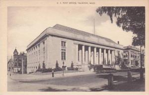 Massachusetts Taunton U S Post Office