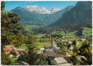Hohenluftkurort Lofer mit Reiteralp-Gebirge, Austria, 1970 used Postcard