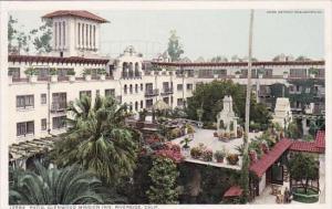 California Riverside Patio Glenwood Mission Inn
