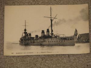 Marine De Guerre, Unused