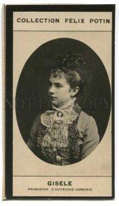 274035 GISELE Princess Austria-Hungary Vintage PHOTO