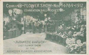 ROCHESTER , New York, 1912 ; Flower Show