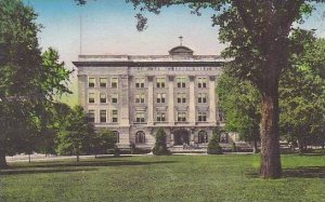 Indiana Mary-Of-The-Woods College Guerin Hall Albertype