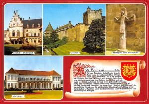 Bad Bentheim Schloss Herrgott Kurhaus Castle Statue