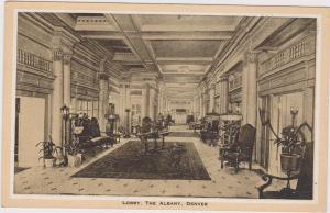 Lobby, The Albany, Denver, Colorado, 00-10s