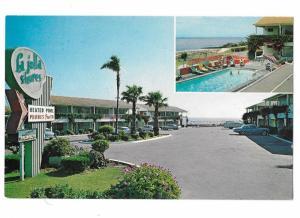 La Jolla Shores Motel Ocean Front La Jolla California 1960s