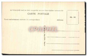 Old Postcard Pouliguen Le Quai The output from the Promenade