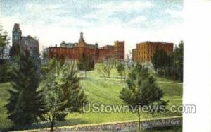 Worcester Polytechnic Institute Worcester MA Unused