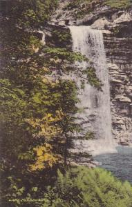 New York Ulster County Awosting Falls Lake Minnewaska Albertype