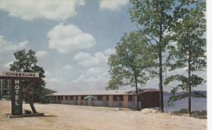 Kimberling Motel and Resort, Highway 13, LAMPE, Missouri, 40-60's