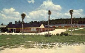 Lazy Lodge Motel Lake City FL Unused