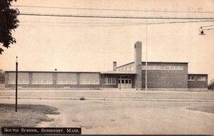 Massachusetts Swansea Village South School 1959