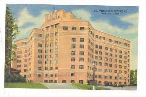 St. Vincent's Hospital, Toledo, Ohio, 1930-40s