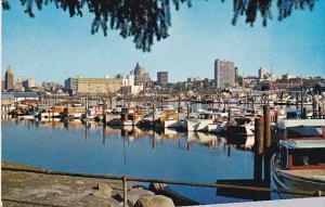 Harbour, Pleasure Boats, Bayshore Inn, VACOUVER, British Columbia, Canada, 40...