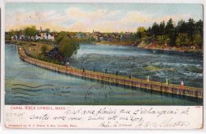 Canal Walk, Lowell MA