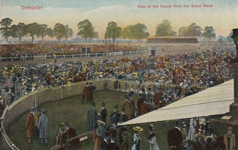 DONCASTER , Yorkshire , England , 00-10s ; Horse Race Course #2