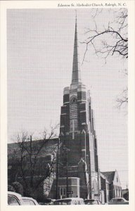 Edenton Street Methodist Church Raleigh North Carolina