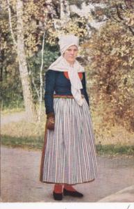 Sweden Stockholm Holyday Dress For Married Woman