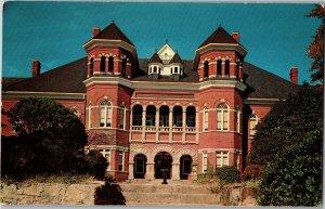 Woman's College of University of North Carolina Greensboro Vintage Postcard T16
