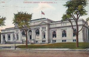Carnegie Library Washington D C 1909