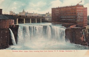 ROCHESTER , New York , 1900-10s ; Upper Falls