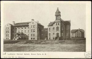 Sioux Falls, S.D., Lutheran Normal School (1907)