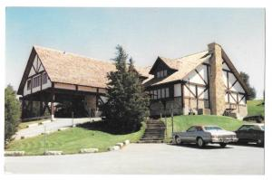 IL Dixon Sterling Route 2 Brandywine Inn Lodge Vintage Postcard Hotel Motel