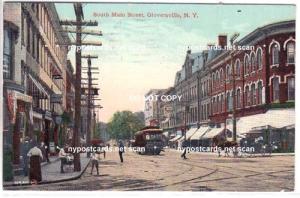 South Main Street, Gloversville NY