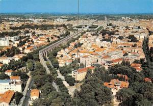 France Montpellier Vue aerienne, panorama