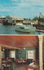 NAPLES , Florida , 1950-60s ; Fishhouse Dining Room