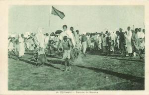 Djibouti ethnic types fantasia du Ramdan