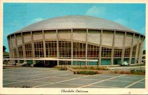 North Carolina Charlotte The Coliseum 1962