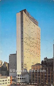 Hotel Americana New York City NY 1964