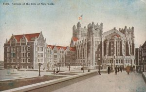 USA College of the City of New York Unposted 03.64