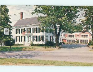 Pre-1980 HARRIET BEECHER STORE INN MOTEL Brunswick Maine ME s7932