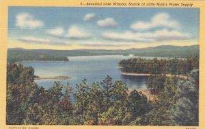 Arkansas Little Rock Beautiful Lake Winona Source Of Little Rocks Water Supply