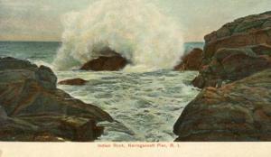 RI - Narragansett Pier, Indian Rock