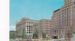 TORONTO , Ontario , Canada , 50-60s ; Hospital for Sick Children
