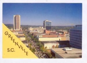 Downtown , Greenville , South Carolina, 70-80s