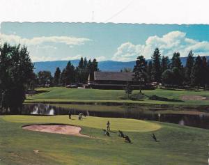 Golf Course , KELOWNA , B.C. , Canada , 1960-80s