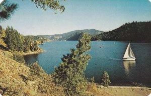 Lake Coeur d'Alene , Idaho , 40-50s