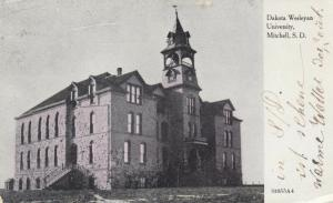 MITCHELL , South Dakota , PU-1910s; Dakota Wesleyan University