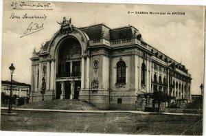 VIETNAM INDOCHINE - Théatre Municipal de Saigon (190183)