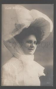 103436 EDITH WHITNEY American Music Hall DANCER SINGER Photo
