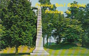 Virginia Petersburg Mahone Monument Petersburg National Battlefield