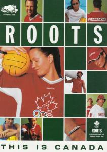 ROOTS of Canada , Official Outfitter of Canadian Olympic Team