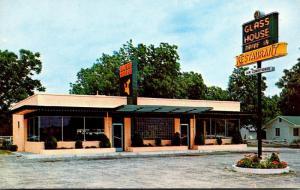 Florida Jacksonville Glass House Restaurants 1954
