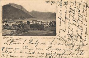 Austria Gruss aus Gmunden 01.94